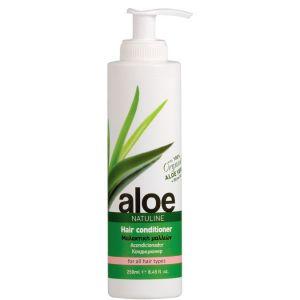 Купить Кондиционер для волос Bodyfarm (Бодифарм) natuline алоэ 250мл