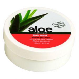 Маска для волос Bodyfarm (Бодифарм) natuline алоэ 200 мл