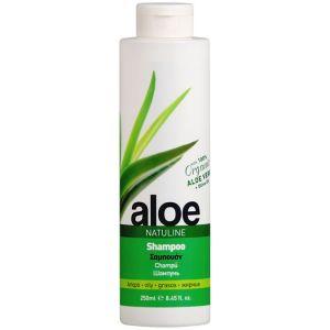Шампунь для волос Bodyfarm (Бодифарм) natuline алоэ для жирных волос 250 мл