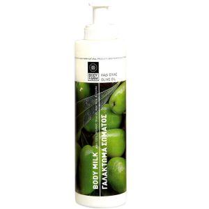 Купить Молочко для тела Bodyfarm (Бодифарм) с оливковым маслом 250мл