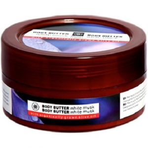 Купить Крем-масло для тела Bodyfarm (Бодифарм) белый мускус 200 мл