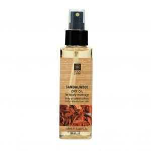 Купить Сухое масло для тела Bodyfarm (Бодифарм) сандаловое дерево 100 мл