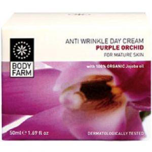 Купить Крем для лица Bodyfarm (Бодифарм) против морщин пурпурная орхидея 50мл