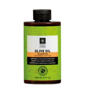 Купить Шампунь для волос Bodyfarm (Бодифарм) с оливковым маслом 300мл