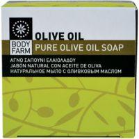 Мыло для тела и лица Bodyfarm (Бодифарм) натуральное с оливковым маслом 150гр