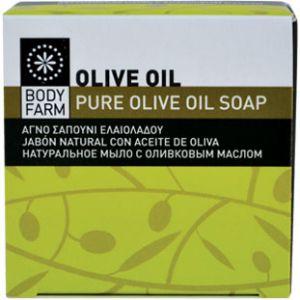 Купить Мыло для тела и лица Bodyfarm (Бодифарм) натуральное с оливковым маслом 150гр