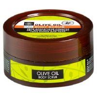 Cкраб для тела Bodyfarm (Бодифарм) с оливковым маслом 200мл