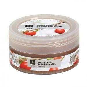 Купить Скраб для тела Bodyfarm (Бодифарм) ягода годжи 200мл