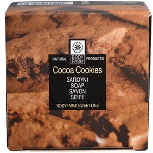 Купить Мыло для тела и лица Bodyfarm (Бодифарм) шоколадное печенье 100гр