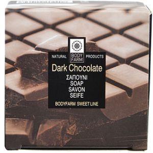 Купить Мыло для тела и лица Bodyfarm (Бодифарм) темный шоколад 100гр