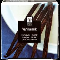 Мыло для тела и лица Bodyfarm (Бодифарм) ваниль-молоко 110гр