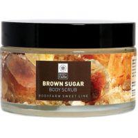 Скраб для тела Bodyfarm (Бодифарм) коричневый сахар 200 мл