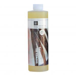 Купить Гель для душа Bodyfarm (Бодифарм) ваниль-молоко 500 мл