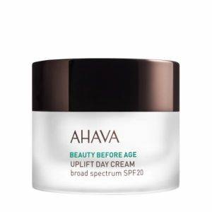 Крем для лица Ahava (Ахава) Beauty Before Age дневной подтягивающий с широким спектром защиты spf 20 50 мл