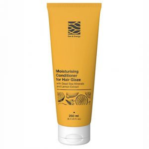 Кондиционер для придания блеска волосам с экстрактом дикого лимона 250мл
