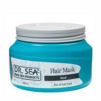 Маска для волос Dr. sea (Доктор Си) минеральная грязевая 350 мл