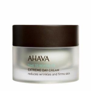 Крем для лица Ahava (Ахава) Time tо Revitalize Extreme дневной повышает упругость кожи 50 мл