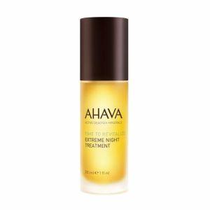 Крем для лица Ahava (Ахава) Time tо Revitalize Extreme ночной от морщин повышает упругость кожи 30 мл