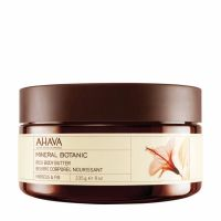 Крем-масло для тела Ahava (Ахава) Mineral Botanic - SPA гибискус - инжир питательное 235 мл