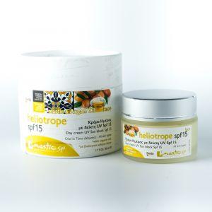 Крем для лица Mastic Spa (Мастик Спа) дневной с UV защитой Heliotrope spf 15 50 мл