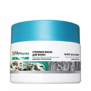 Маска для волос Spa Pharma (Спа Фарма) грязевая для всех типов волос 350 мл