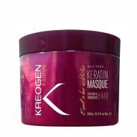 Маска для волос KREOGEN (КРИОДЖЕН) Бессолевая кератиновая для очень сухих и поврежденных 500ml