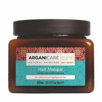 Маска для волос Arganicare для окрашенных и обесцвеченных 500 мл