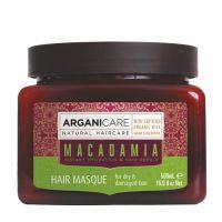 Маска для волос ARGANICARE с маслом Макадамии 500мл
