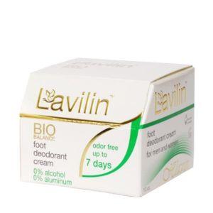 "Дезодорант-крем для стоп Lavilin Hlavin (Лавилин Хлавин) от запаха пота ""7 дней без запаха"" 10 мл"