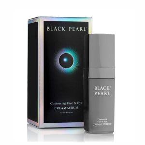 Купить Крем-Серум для лица и кожи вокруг глаз Black Pearl (SEA OF SPA) контурный 30мл