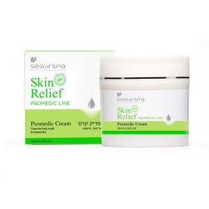 Крем для кожи Псо-релиф (PSO relief), Sea of SpaActive Cream For Problematic Skin 100 мл