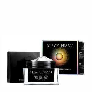 Маска для лица Black Pearl (Sea of Spa) Укрепляющая с высокой концентрацией коллагена 50 мл