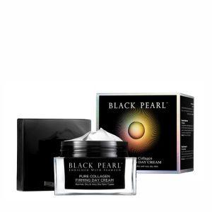 Крем для лица Black Pearl (Sea of Spa) Укрепляющий коллагеновый дневной 50 мл.