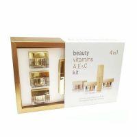 Набор косметики Alternative Plus (Sea of Spa) с витаминами молодости А, Е и С (4 предмета) 250 мл