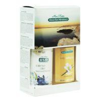 Подарочный набор для тела (ваниль) Mon Platin DSM 350 мл