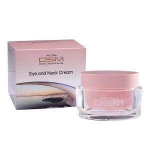 Крем для кожи вокруг глаз и шеи Mon Platin DSM 50 мл