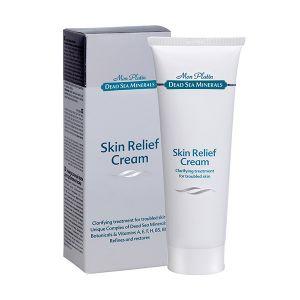 Крем для лица и тела Mon Platin DSM универсальный для проблемной кожи 125 мл.