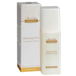 Лосьон для лица, обогащенный экстрактом черной икры для сухой и нормальной кожи Mon Platin Gold Edition, 200 мл