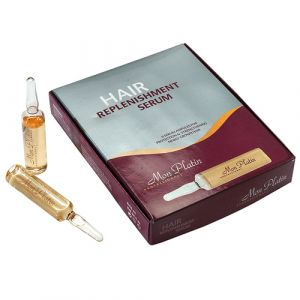 Серум для укрепления волос (6 ампул по 10 мл) Mon Platin Professional, 60 мл