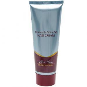 Маска для волос на основе оливкового масла и меда Mon Platin Professional, 100 мл