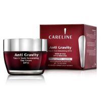 Моделирующий дневной крем для лица и шеи SPF 15 Careline Anty-Gravity 50 мл