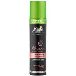 Сухой шампунь-спрей для окрашенных волос Natural Formula Careline 200 мл