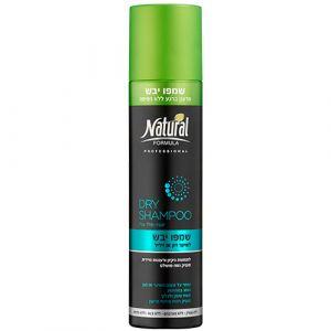 Сухой шампунь-спрей для тонких волос Natural Formula Careline 200 мл