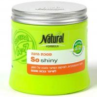 Маска восстанавливающая для окрашенных волос Natural Formula Careline 400 мл