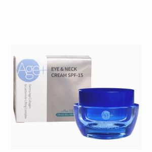 Крем для кожи вокруг глаз и шеи Mon Platin DSM SPF-15 age+ 50 мл