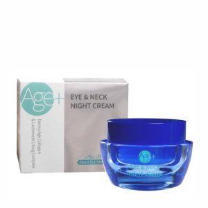 Крем для кожи вокруг глаз и шеи Mon Platin DSM ночной age+ 50 мл