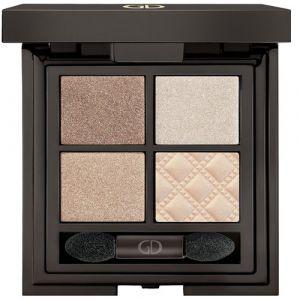 Тени четырехцветные Idyllic Soft Satin 24 тон Ga-de Idyllic Soft Satin Eyeshadow Palette, 7 г