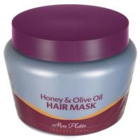 Маска для волос Mon Platin на основе оливкового масла и меда 500 мл
