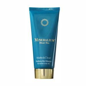 Маска для лица Mineralium (Минералиум) Очищающая грязевая маска для нормальной и жирной кожи 100 мл