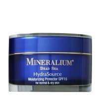 Крем для лица Mineralium (Минералиум) Увлажняющее защитное средство SPF15 для нормальной и сухой кожи 50 мл